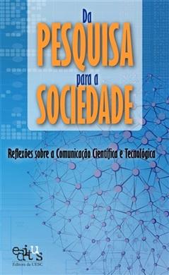 Da pesquisa para sociedade