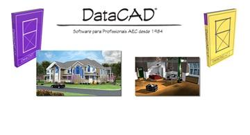 DataCAD 19 - CAD com Foco em Arquitetura