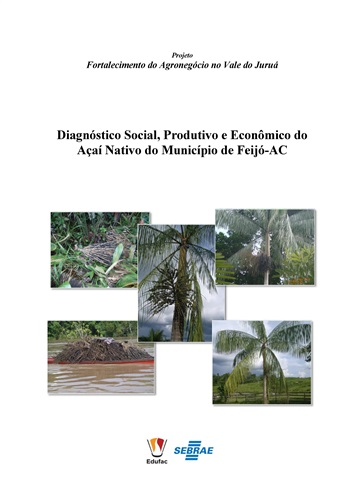 Diagnóstico social, produtivo e econômico do açaí nativo do município de Feijó-AC