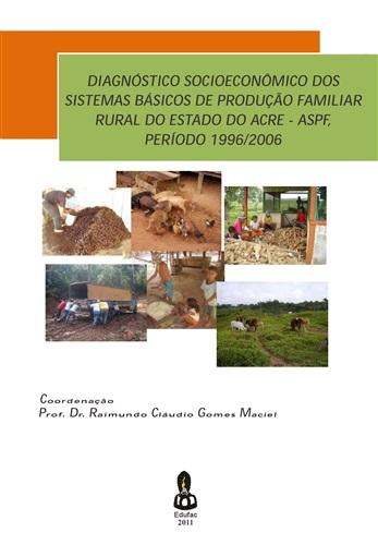 Diagnóstico socioeconômico ASPF: Período 1996/2006