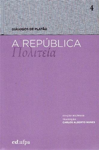 Diálogos de Platão - A República