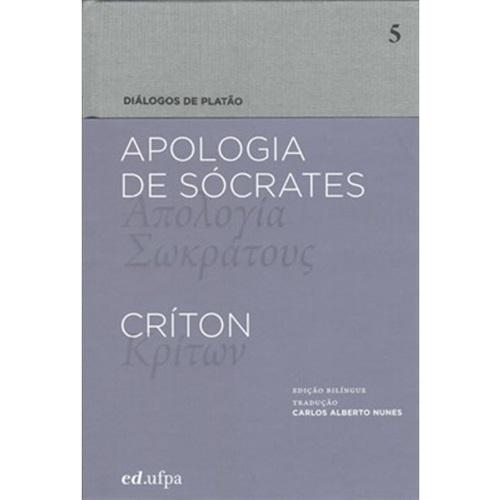 Diálogos de Platão - Apologia de Sócrates - Críton