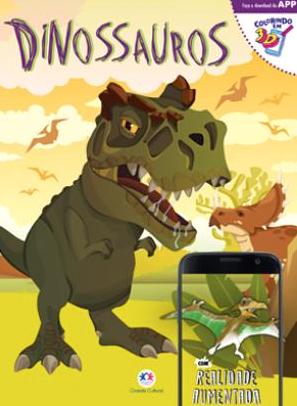 Dinossauros - Colorindo em 3D
