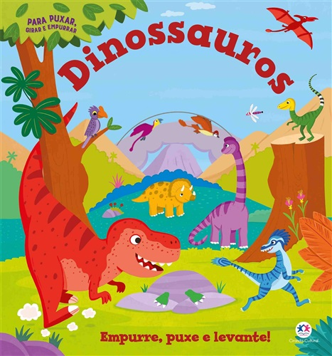 Dinossauros: Empurre, Puxe e Levante!