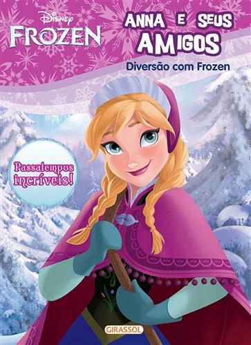 Disney - Frozen. Anna e seus amigos