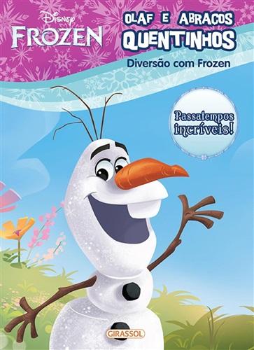 Disney - Frozen. Olaf abraços quentinhos