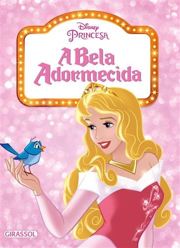 Disney - pipoca - A Bela Adormecida