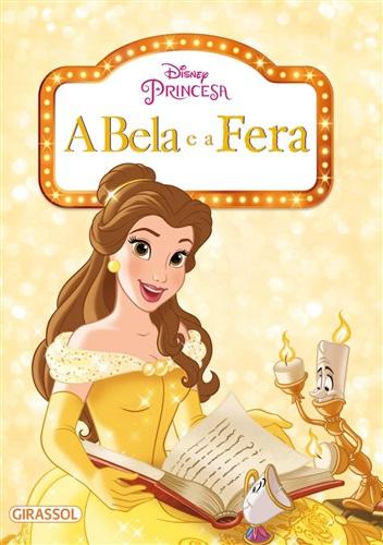 Disney - pipoca - A Bela e a Fera