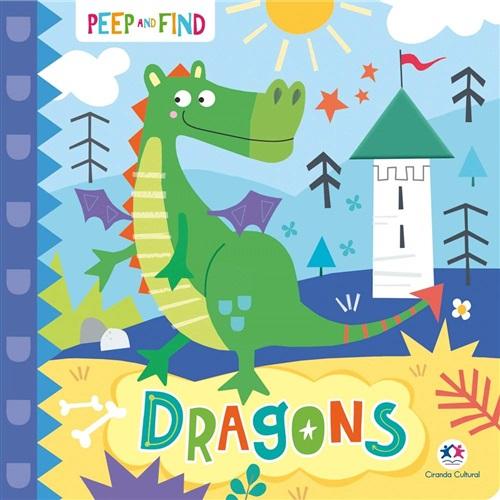 Vire e descubra - Dragões