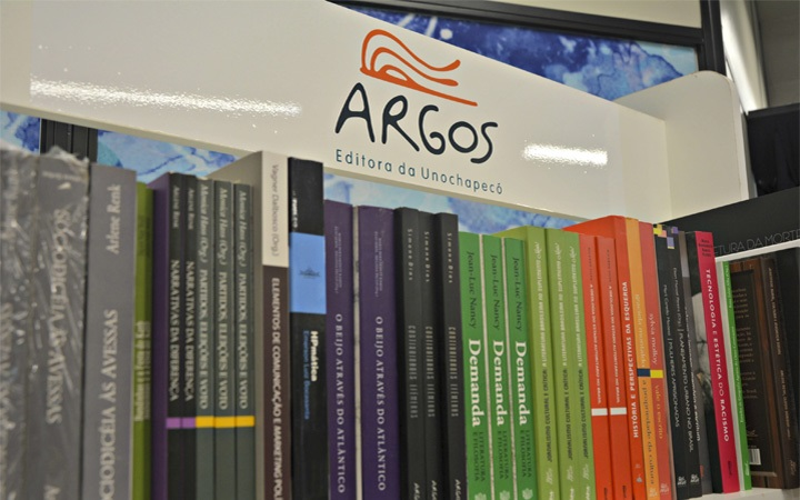 Editora Argos comemora 25 anos de história