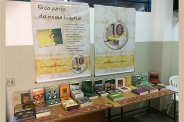 Editora da UFGD participa da Semana de Letras da Faculdade de Comunicação, Artes e Letras