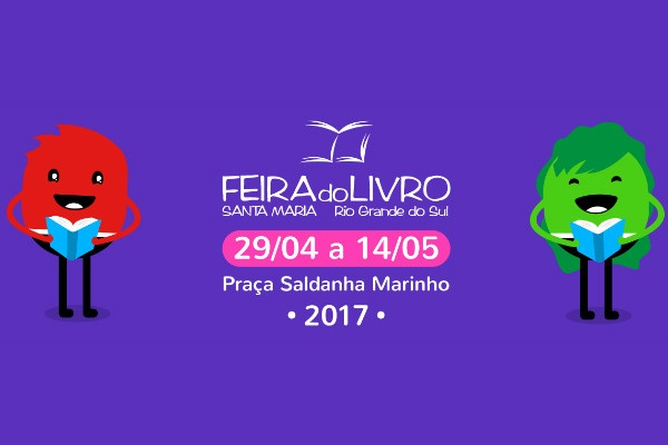 Editora UFSM vai participar da 44ª Feira do Livro de Santa Maria ad769eac984