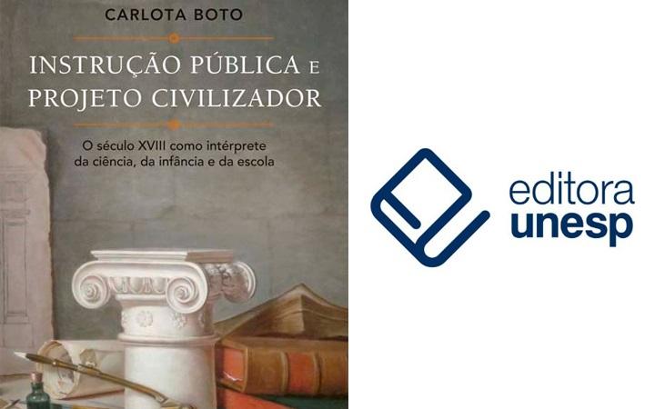 Editora Unesp entrelaça o papel da educação no processo civilizatório em nova obra