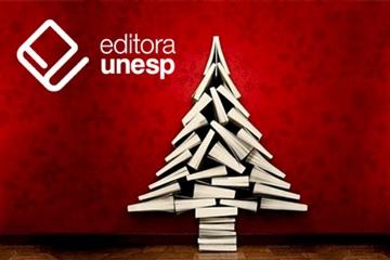 Editora Unesp oferece promoção de Natal até o dia 12 de dezembro