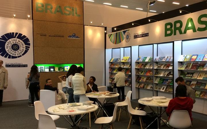 Editoras representam o Brasil na Feira Internacional do Livro de Guadalajara