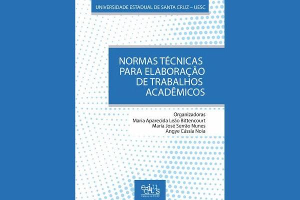Editus lança manual de normas técnicas para trabalhos acadêmicos