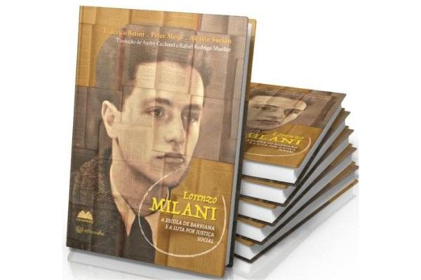Ediunesc lança tradução de livro sobre Dom Lorenzo Milani
