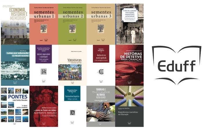 Eduff encerra o ano com lançamento coletivo