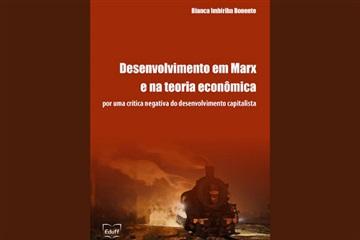 Eduff lança novo título sobre visão marxista e teoria econômica do desenvolvimento