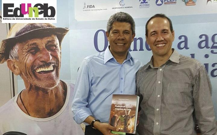 Eduneb realiza lançamento na FENAGRO, em Salvador