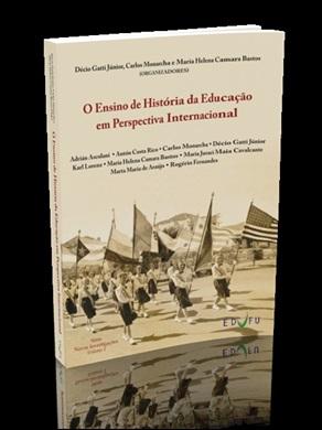 ENSINO DE HISTÓRIA DA EDUCAÇÃO EM PERSPECTIVA INTERNACIONAL, O