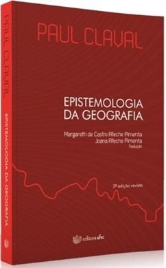 EPISTEMOLOGIA DA GEOGRAFIA (edição esgotada)