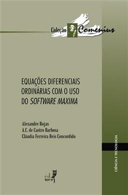 Equações diferenciais ordinárias com o uso do software Maxima