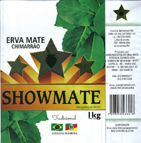 Erva Mate ShowMate