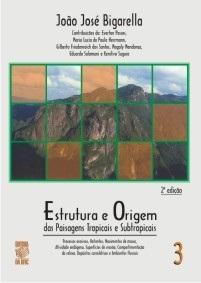 ESTRUTURA E ORIGEM DAS PAISAGENS TROPICAIS E SUBTROPICAIS - VOLUME 3