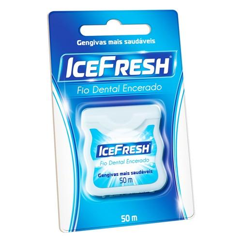 FIO DENTAL ICEFRESH   CAIXA  C/ 12X1 UNID