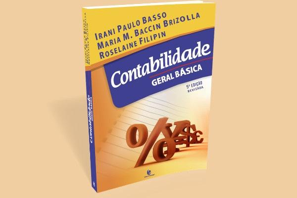 """Editora Unijuí lança 5ª edição do livro """"Contabilidade Geral Básica"""""""