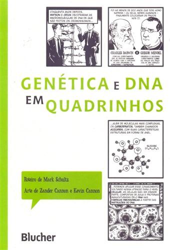 Genética e DNA em Quadrinhos