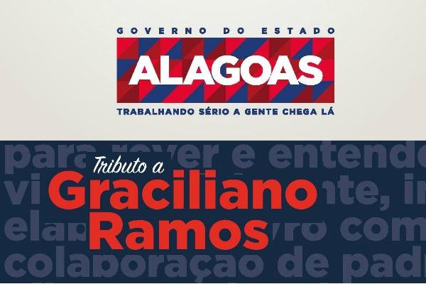 Graciliano Ramos é homenageado pelo Governo de Alagoas no mês de março