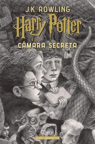Harry Potter e a câmara secreta - Edição comemorativa dos 20 anos