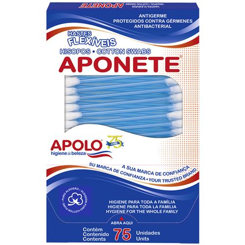 HASTE FLEXÍVEL APONETE - 10X75 | PACOTE  C/ 10x75