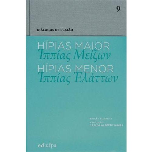 Diálogos de Platão - Hípias Maior - Hípias Menor