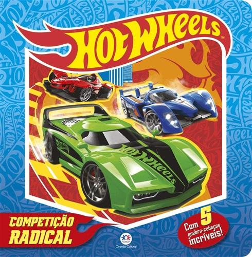 Hot Wheels - Competição radical