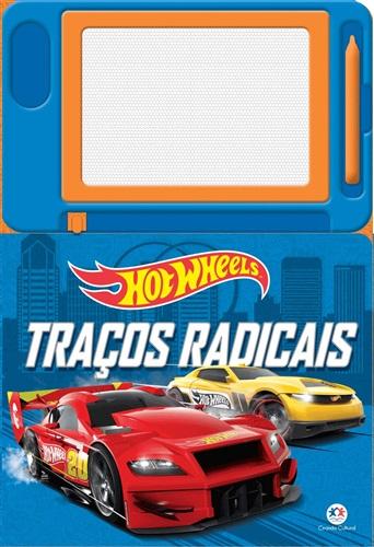 Hot Wheels - Traços radicais