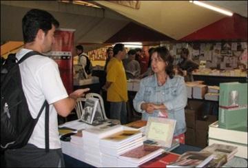 1ª FEIRA DE LIVROS DAS EDITORAS UNIVERSITÁRIAS
