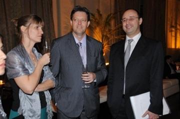 Jantar de Confraternização da CBL - 2008