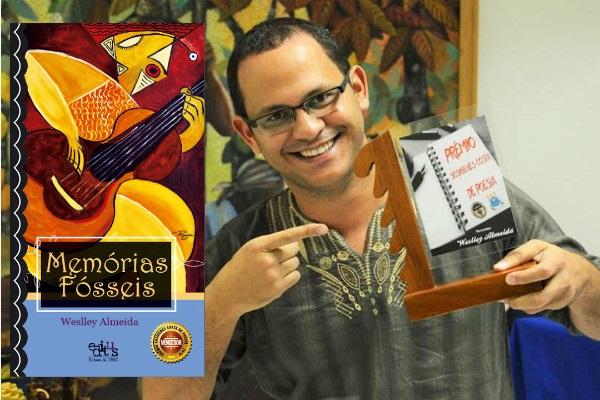 Já está à venda o livro vencedor do Concurso Literário Sosígenes Costa, da Editus