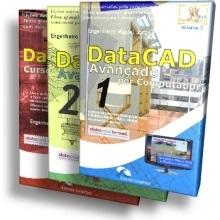 Kit Curso DataCAD 12 = Básico + Avançado 1 + Avançado 2