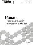 LÉXICO E MORFOFONOLOGIA
