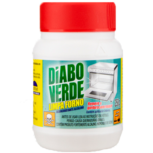 LIMPADOR FORNO DIABO VERDE