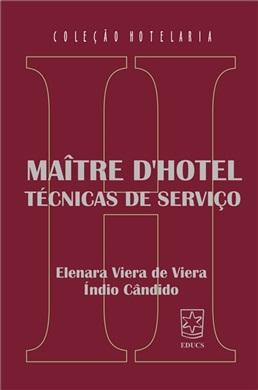 Maître d'hotel técnicas de serviço