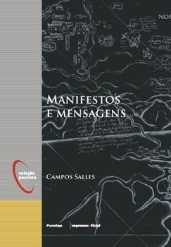 Manifestos e Mensagens - Coleção Paulista