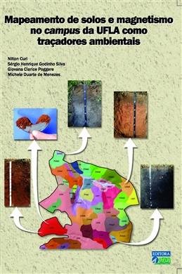 Mapeamento de solos e magnestismo no campus da UFLA como traçadores ambientais