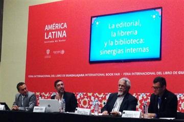 ABEU representa editoras universitárias durante Feira do Livro de Guadalajara