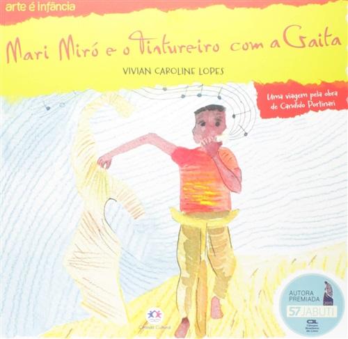 Mari Miró e o Tintureiro com a gaita
