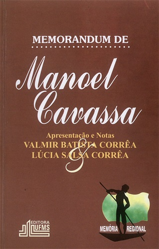 Memorandum de Manoel Cavassa